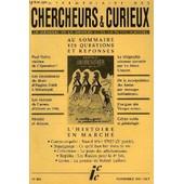 L'intermediaire Des Chercheurs Et Curieux N� 484 - Questions Invocation � La Tych�. _ ......�_�^� -Miroirs Et Histoire. --Jeux De D�s. Tour Sarrasine. La Suisse Parle Latin. -!Gouverneur De ...