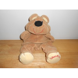 Peluche Ours Fisher Price 50 Cm Marron Caramel