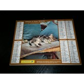 Calendrier Almanach Du Facteur 2003 Chats