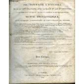 Dictionnaire Universel De La Langue Francaise, Avec Le Latin Et Les Etymologies / 7e Edition de COLLECTIF / BOISTE PIERRE-CLAUDE-VICTOIRE