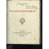 Waldeck-Rousseau de p reynaud