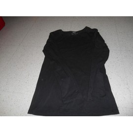 Robe Version Sud Coton 36 Noir