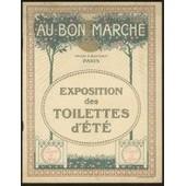 Au Bon March� . Catalogue Publicitaire. 11 Mai 1914
