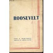 Rossevelt - Preface De Pierre Lyautey. de PLETNEFF V.