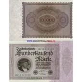 Allemagne 100 000 Mark Pick 83
