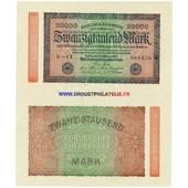 Allemagne 20 000 Mark Pick 85