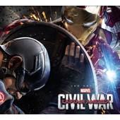 Marvel's Captain America: Civil War: The Art Of The Movie de Jacob Johnston