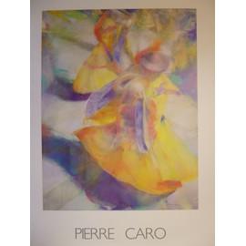 Affiche Poster Pierre Caro Galerie
