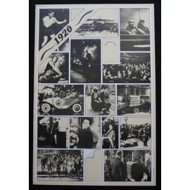 Affiche De L'ann�e 1920