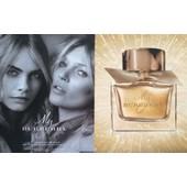 My Burberry De Burberry - Publicit� De Parfum Avec Cara Delevingne Et Kate Moss - Bur32