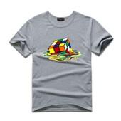 Big Bang T-Shirts Hommes Butin Dr�le Courtes En Coton Douille D'o-Cou T-Shirts