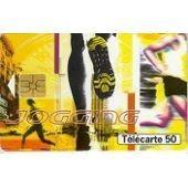 T�l�carte 50 Unit�s = De La Collection Street Culture , La N� 5 : Jogging Du 12/99, Tirage R�duit
