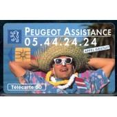 France F387 Peugeot Assistance 50u-S03 1993