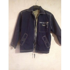 Veste Speedland Blazer Coton 12 Ans Bleu