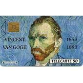 France F113a Vincent Van Gogh 50u-So2 1990