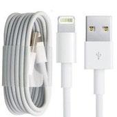 Cable Iphone 5/5s/5c/6/6 Plus Haute Qualite Usb-Lightning 1m.