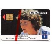 T�l�carte F 251 Neuve - Gdf Nathalie Tauziat - Sous Blister