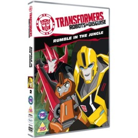 TRANSFORMERS ROBOTS IN DISGUISE RUMBLE I d'occasion  Livré partout en France