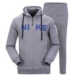 Casual Sportswear Costume De Sport Hommes Nouveaux Printemps Et D'automne Des Hommes Cagoul�s Coton Deux Pi�ces