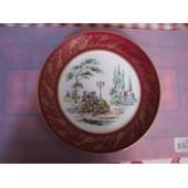 Assiette Porcelaine De Limoge