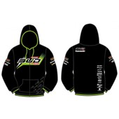Sweat Staff Bud Racing Enfant � Capuche Zipp�