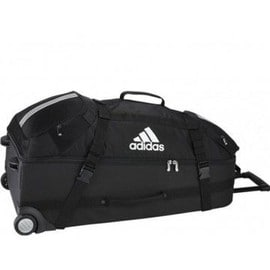 Team Travel Xl Blk - Valise � Roulettes Homme Adidas