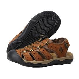 Eozy Sandales Homme Chaussure �t� Plage Outdoor Randonn�e Voyage Casual Mode