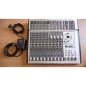 Table de mixage Phonic 14 canaux MM1805X