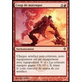 Coup De Matraque - Nouvelle Phyrexia (Fr) Mtg