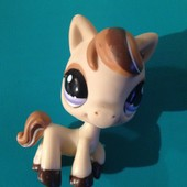 Petshop cheval poney pas cher ou d 39 occasion sur - Cheval petshop ...