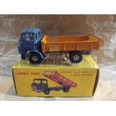 Camion Gak Berliet A Benne Basculante Reedition Dinky Toys