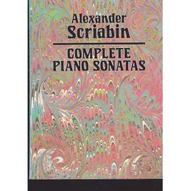Intégrale des Sonates - complete piano sonatas - Scriabin