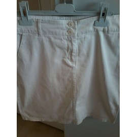 Jupe Beige Armand Thiery Taille 42 Tr�s Bon �tat