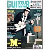 Guitar Part 187 32 Pages De Partitions Nirvana, Michael Jackson, Bob Marley Avec Dvd 187