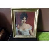 Renoir Jeune Fille Aux Fleurs Marguerite-Recamier
