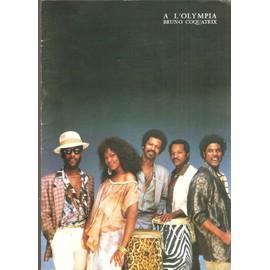 programme la compagnie créole olympia 1987