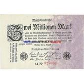 Allemagne 2 000 000 Mark Pick 103