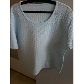 Tee-Shirt Bleu Armand Thiery Taille 38 Comme Neuf