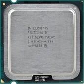 Processeur Intel pantium d 920