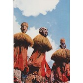 Cameroun : Masques Bamoun - 1980