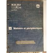 Manuel Moteurs Et P�riph�rique 0