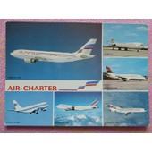 Avions Utilis�s Par Air Charter, Filiale D'air France