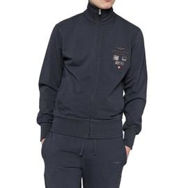 Aeronautica Militare Veste Sweat � Capuche Full Zip Pocket