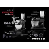 robot Kitchen Cook Harper p�trin+hachoir+blender