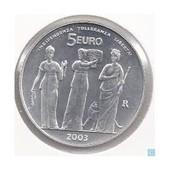 5 Euros Saint Marin 2003