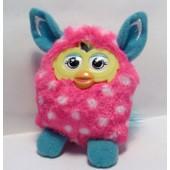 Figurine Furby Boom - Furby Rose - Happy Meal - Mcdo 2014