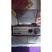 Tcd - 983 - Lecteur Cd/Mp3 Avec Platine St�r�o, Radio Et Encodeur Usb/Sd