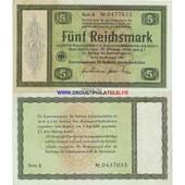 Allemagne 5 Reichmark Pick 199