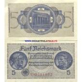 Allemagne 5 Mark Pick 122