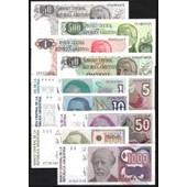 Argentine 10 Billets Differents